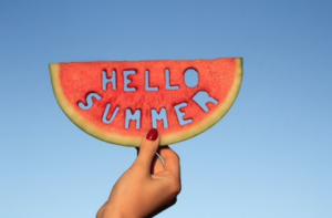 bonjour l'été