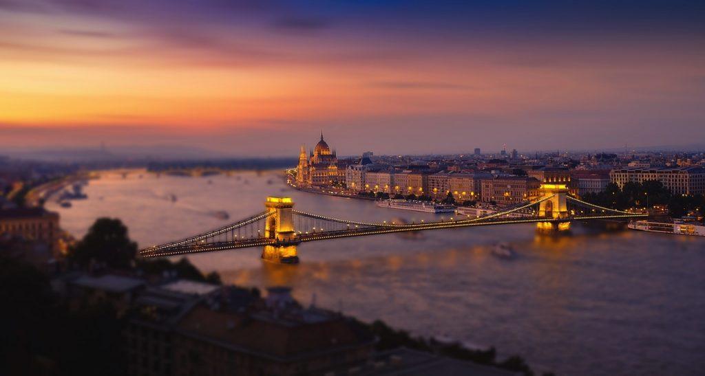 Budapest ponts