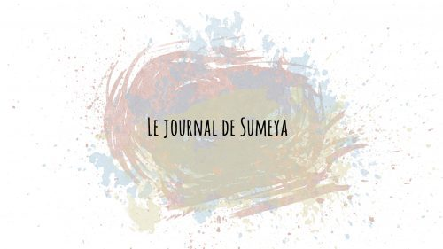 Le journal de Sumeya